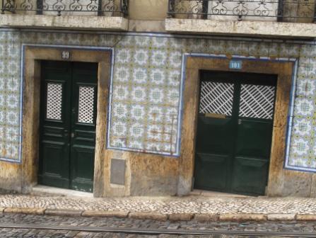 Lisabona - Alfama