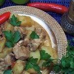 Curry vietnamez de pui cu cartofi