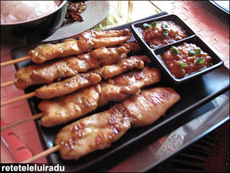 Siam, restaurant thailandez, Bucuresti