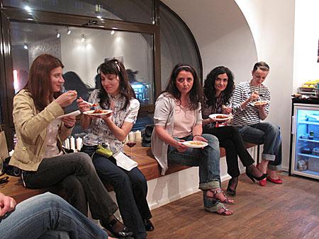 "Despre bucataria siciliana la ""Biscuit"""