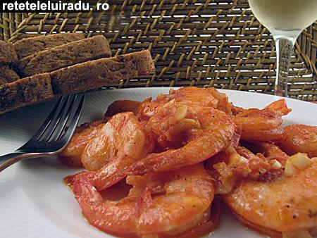 gamberiFrittiInPadella - Gamberi fritti in padella 1 - Retetele lui Radu
