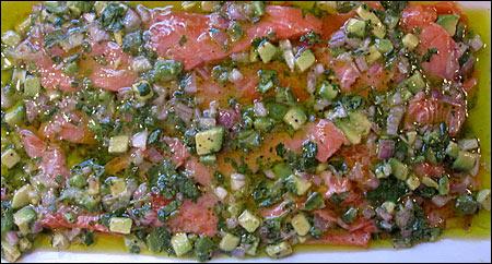Ceviche - sursa foto: fastfoodportal.com