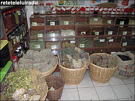 Magazin de condimente, Bodrum, Turcia