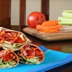 Bucătăria mexicană într-o singură tortilla – partea 1