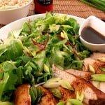 Yau gai – Pui cu sos de soia