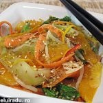 Salata chinezească de legume