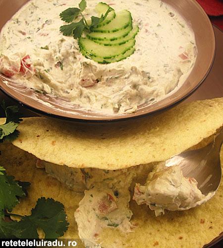 salataIaurtLegumeCurry - Salata de iaurt cu legume si curry 1 - Retetele lui Radu