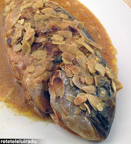 curry de peste cu migdale1 - Curry de peste cu migdale 1 - Retetele lui Radu