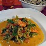 Curry Malabar de creveti