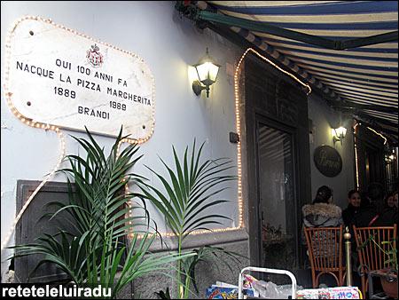 Pizzeria Brandi - Napoli, 2011