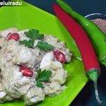 Curry de pui cu mustar