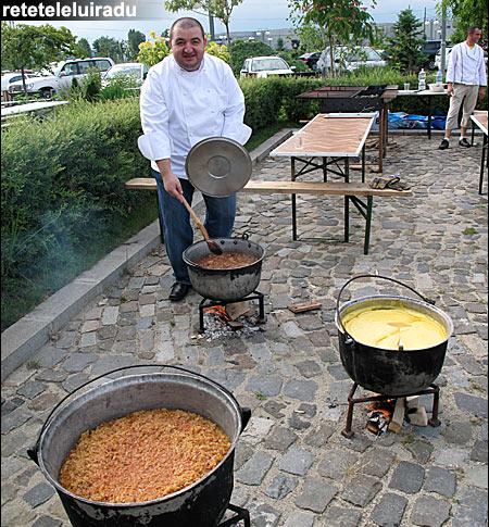 Stapanul ceaunelor, Costel Clipescu