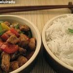 Pui cu sos Guilin