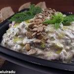 Salata de iaurt racoritoare