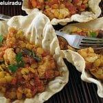 Curry de pui cu linte galbena