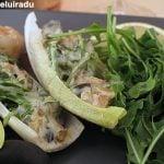 Andive cu salata de creveti
