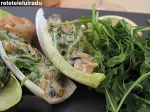 andive cu salata de creveti1 - Andive cu salata de creveti 35 - Retetele lui Radu