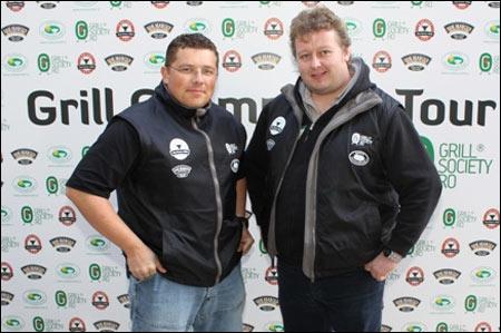 Grill Champions Tours - noiembrie 2011