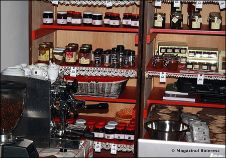 Magazinul Boieresc - deschidere