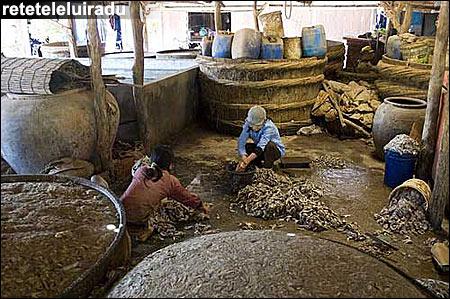 Prepararea prahok-ului - Sursa foto: http://ediblyasian.info