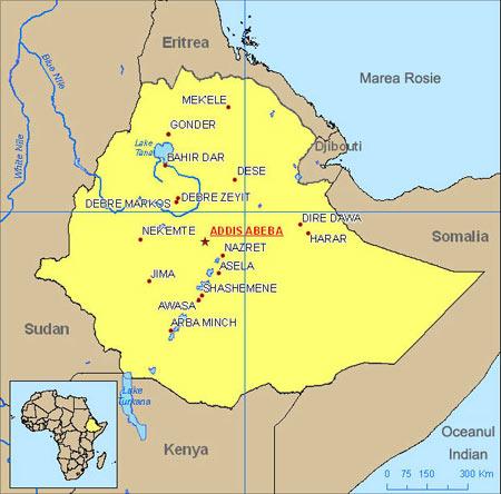 Bucătăria bogată a unei ţări sărace - Etiopia (1)