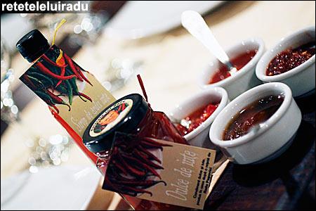 degustare - Degustare de condimente, februarie 2012 2 - Retetele lui Radu
