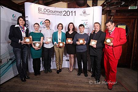 gala1 - Cateva impresii de la premierea Galei BLOGourmet 2011 1 - Retetele lui Radu