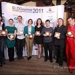 Cateva impresii de la premierea Galei BLOGourmet 2011