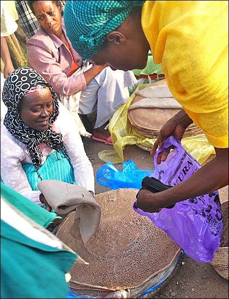 Bucătăria bogată a unei ţări sărace - Etiopia (5)
