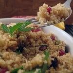 Salata marocana de cuscus