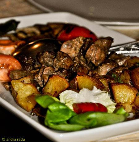 deg05 - Degustare de condimente, februarie 2012 (urmare) 5 - Retetele lui Radu