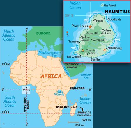 Mauritius – bucătărie fără frontiere (1)