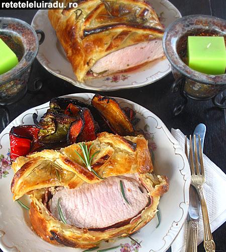 File de porc in aluat - File de porc in aluat 1 - Retetele lui Radu