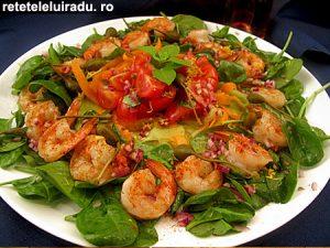 Salata picanta acrisoara cu creveti1 - Salata picanta-acrisoara cu creveti 57 - Retetele lui Radu