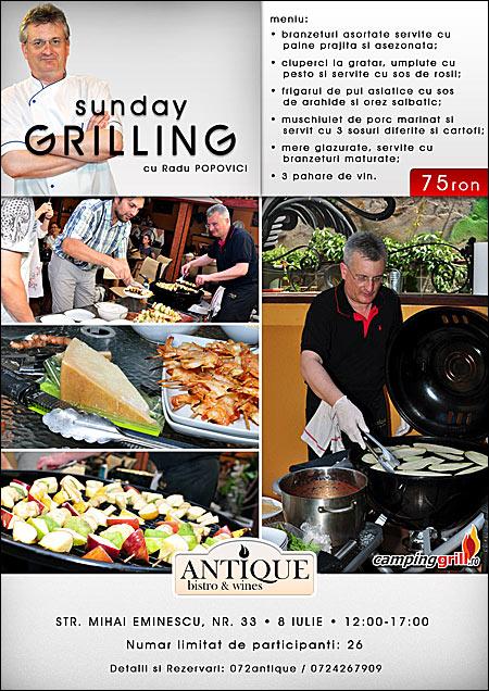Sunday Grilling2 - Sunday Grilling – 8 iulie 2012 1 - Retetele lui Radu