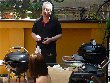 SundayGr01 - Sunday Grilling 10 iunie 2012 1 - Retetele lui Radu