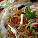 Salata de muguri de fasole