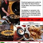 "Eveniment ""Fun & Grill"", octombrie 2012"