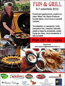 """FunGrillOct41 - Eveniment """"Fun & Grill"""", octombrie 2012 36 - Retetele lui Radu"""