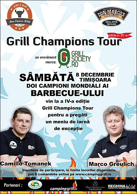 GrillChampionsTourTimisoara - Timişoara 2012 - Grill Champions Tour 1 - Retetele lui Radu