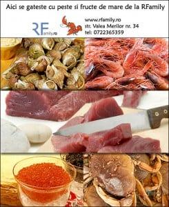 RFamily1 - Rapid, delicios şi sănătos 61 - Retetele lui Radu