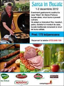 """sareaBucateDec20121 - Eveniment culinar """"Sarea în bucate"""" 26 - Retetele lui Radu"""