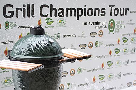 CGT01 - A fost Grill Champions Tour, Timişoara 2012 2 - Retetele lui Radu