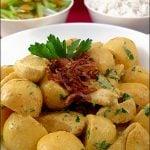 Gaeng gari gai – Curry de pui cu cartofi