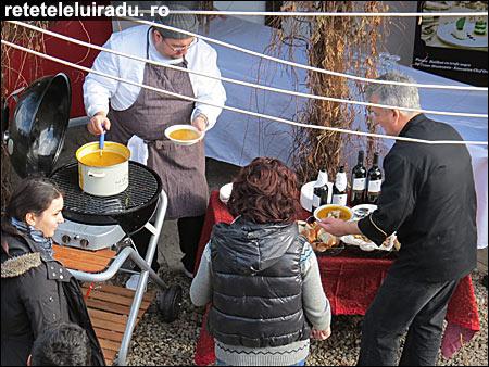 """SareaBucate02 - A fost """"Sarea în bucate"""", decembrie 2012 2 - Retetele lui Radu"""