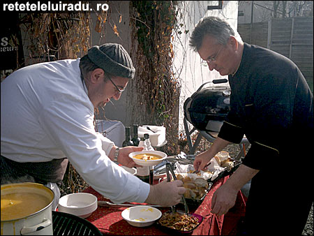 """SareaBucate03 - A fost """"Sarea în bucate"""", decembrie 2012 3 - Retetele lui Radu"""