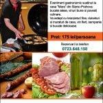 """Detalii despre evenimentul gastronomic """"Sarea în bucate"""", februarie 2013"""