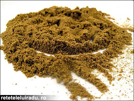 curry zanzibar - Amestec curry zanzibarez 1 - Retetele lui Radu
