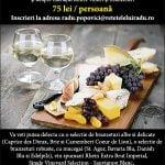 Brânzeturi şi vinuri
