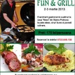 "Eveniment ""Fun & Grill"", martie 2013"